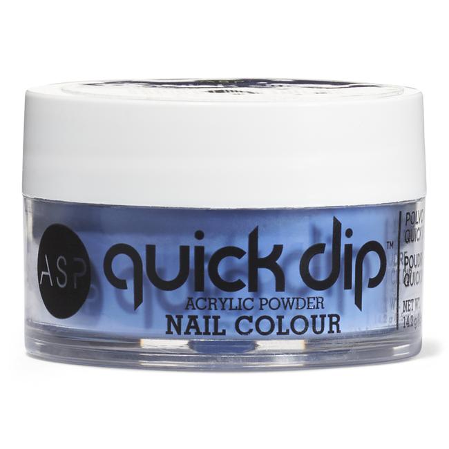 Quick Dip Powders Ink Blot Blue
