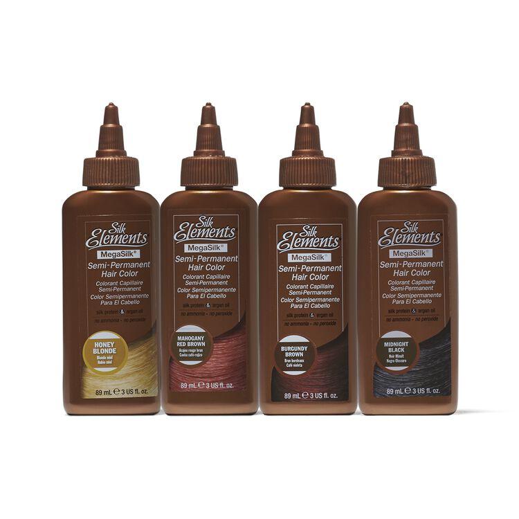MegaSilk Semi Permanent Hair Color