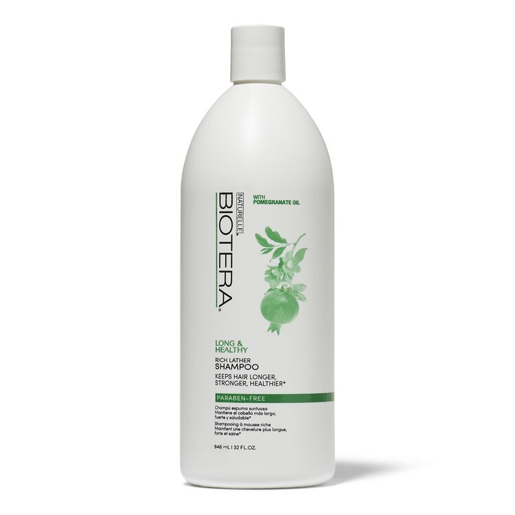 Long & Healthy Shampoo