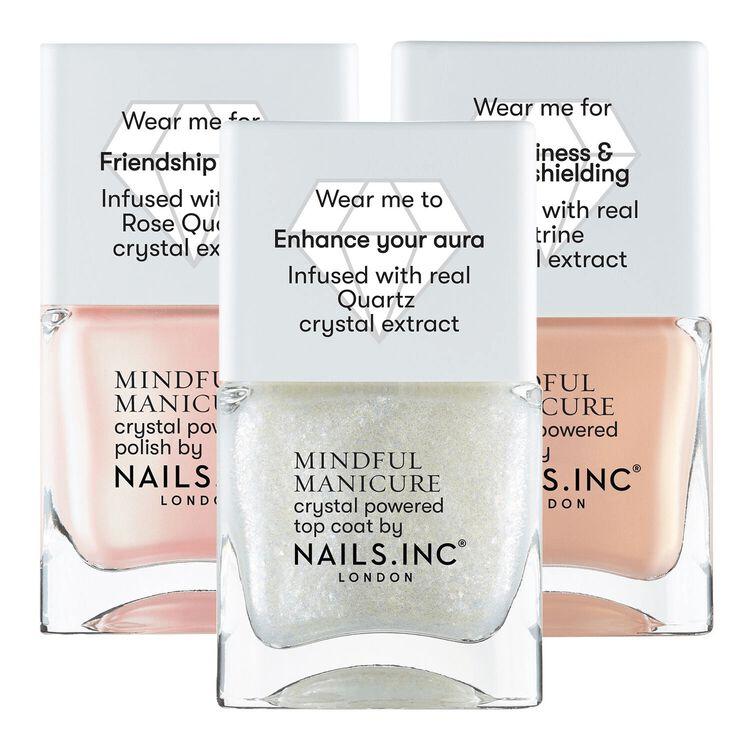 Mindful Manicure Crystal Nail Polish