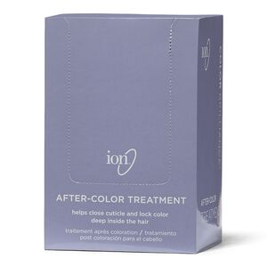 After Color Treatment Packette