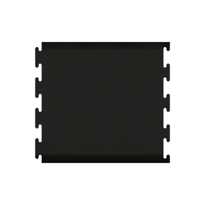 2.25' Infinity Elite Series Spacer Puzzle Section in Black