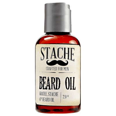 Stache Beard Oil