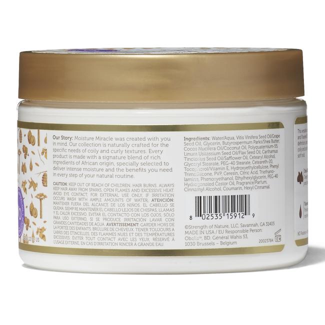 Moisturize & Define Curling Cream