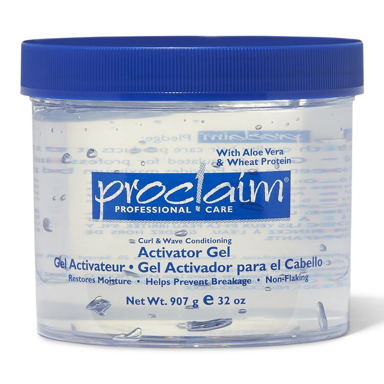 Curl & Wave Conditioning Activator Gel