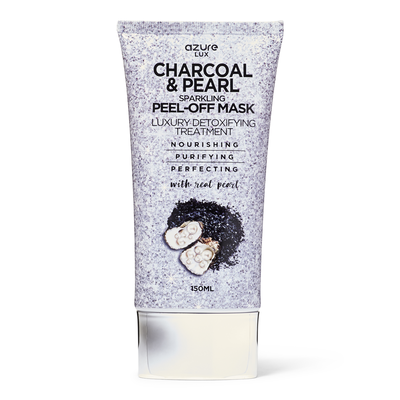 Charcoal & Pearl Sparkling Peel Off Mask