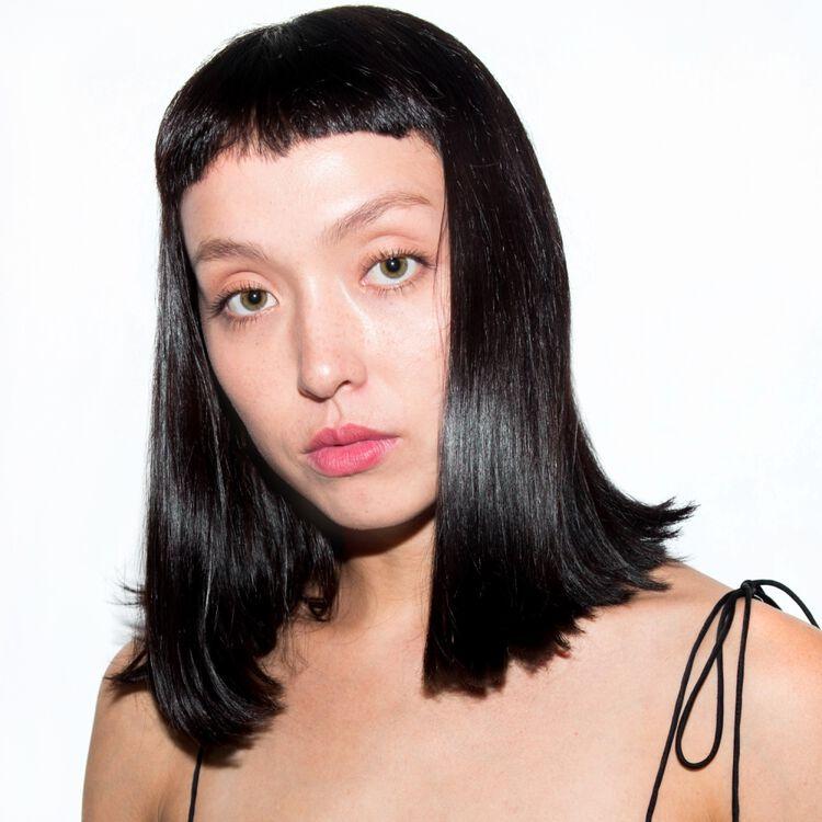 None More Black Semi-Permanent Hair Color