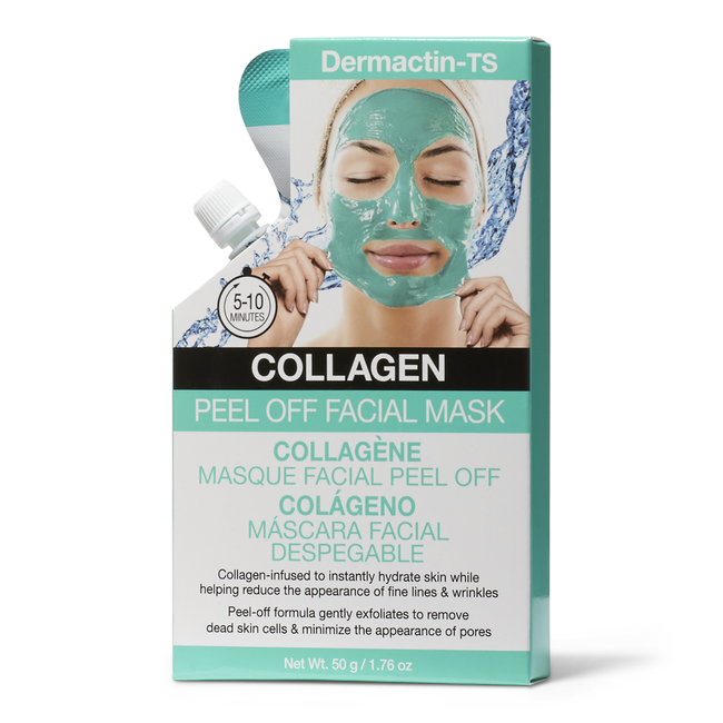 Peel Off Facial Mask Collagen