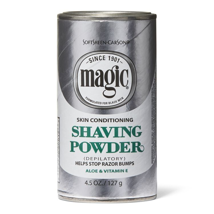 Magic Skin Conditioning Shaving Powder By Soft Sheen Carlson