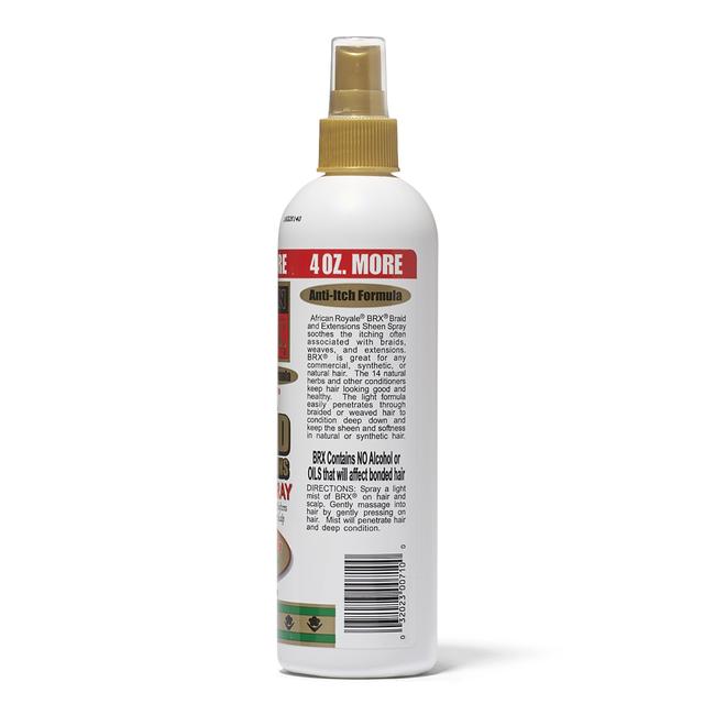 BRX Braid & Extensions Sheen Spray