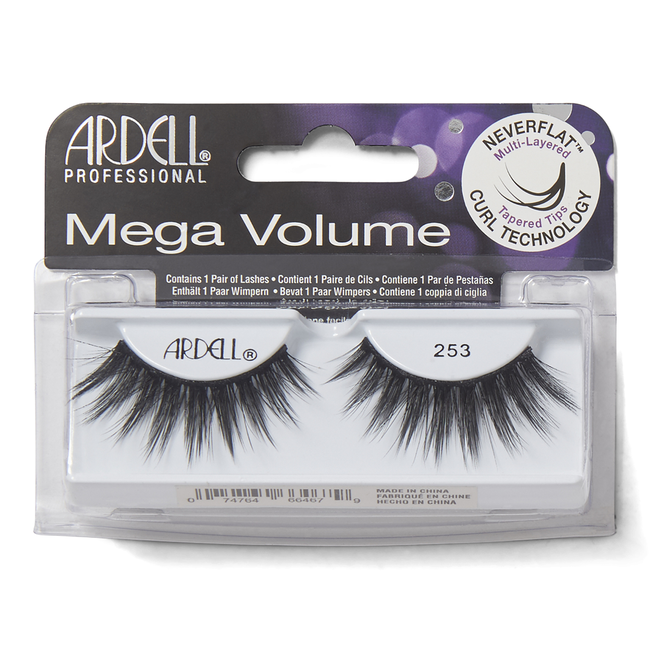 15dc83ace69 Mega Volume 253 Lashes by Ardell | Eyelash Extensions | Sally Beauty