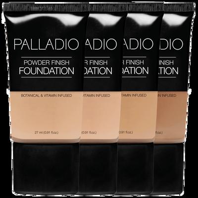 Powder Finish Foundation