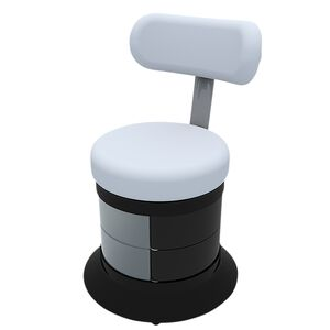 360 Manicure Chair White