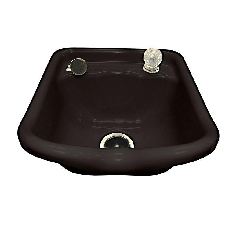 Gypsy II Acrylic Shampoo Bowl