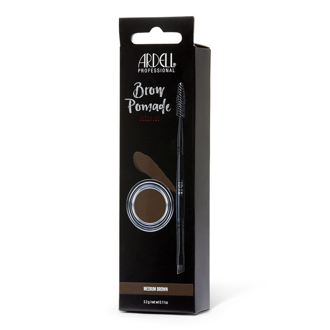 Medium Brow Pomade with Brush