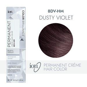 8DV-HM Dusty Violet Permanent Creme Hair Color