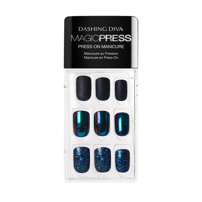 Magic Press on Nails Celestial Being