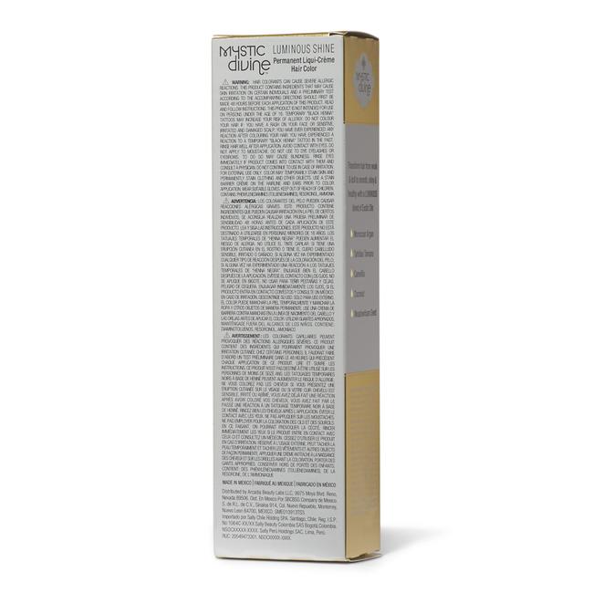 6NC Natural Copper Dark Blonde Permanent Liqui-Creme Hair Color