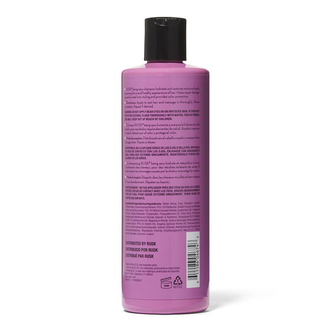 Being Sexy Argan Oil Shampoo