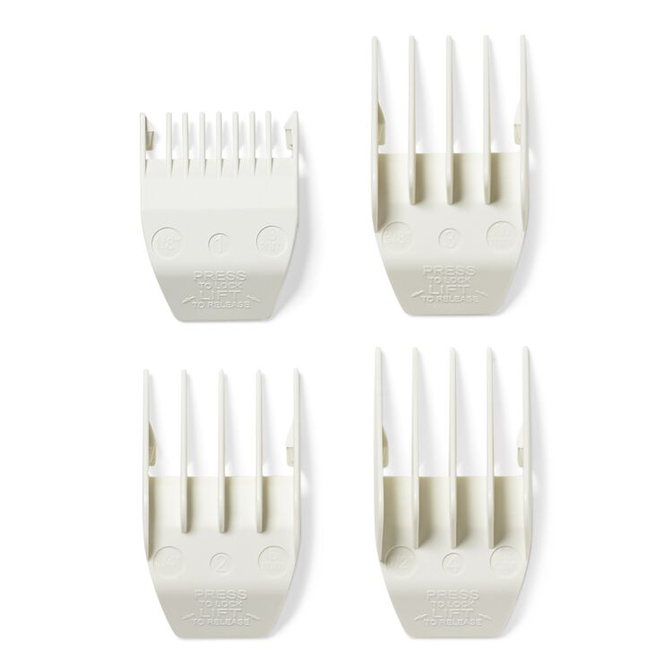 Peanut Attachment Combs Set
