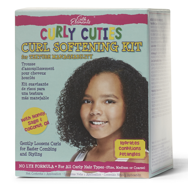 Curl Softening Texture Manageability Kit