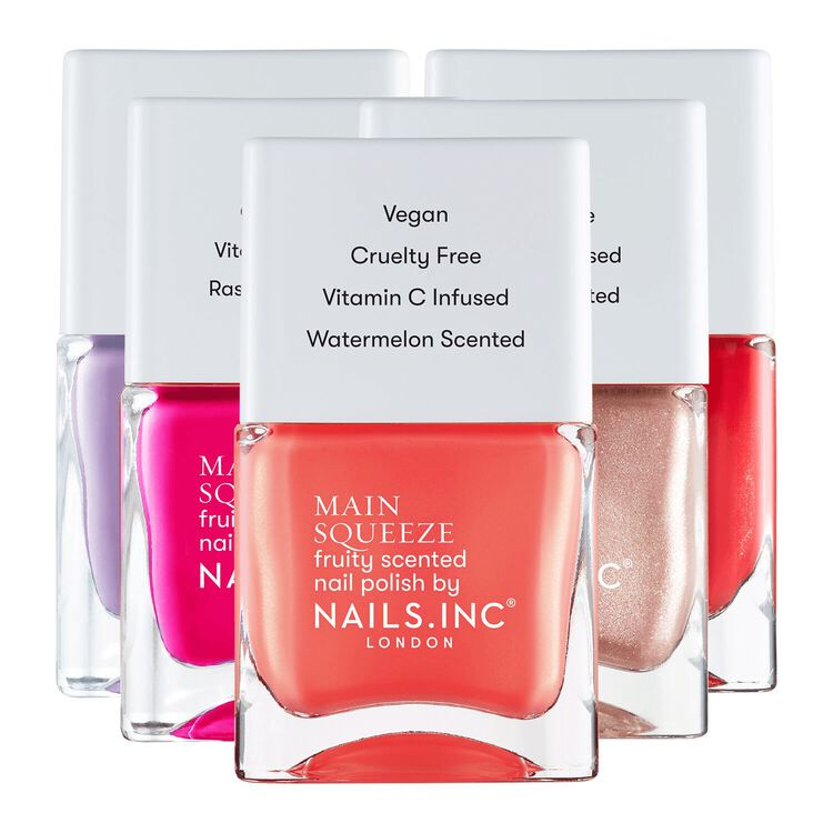 Main Squeeze Fruit Scented Nail Polish