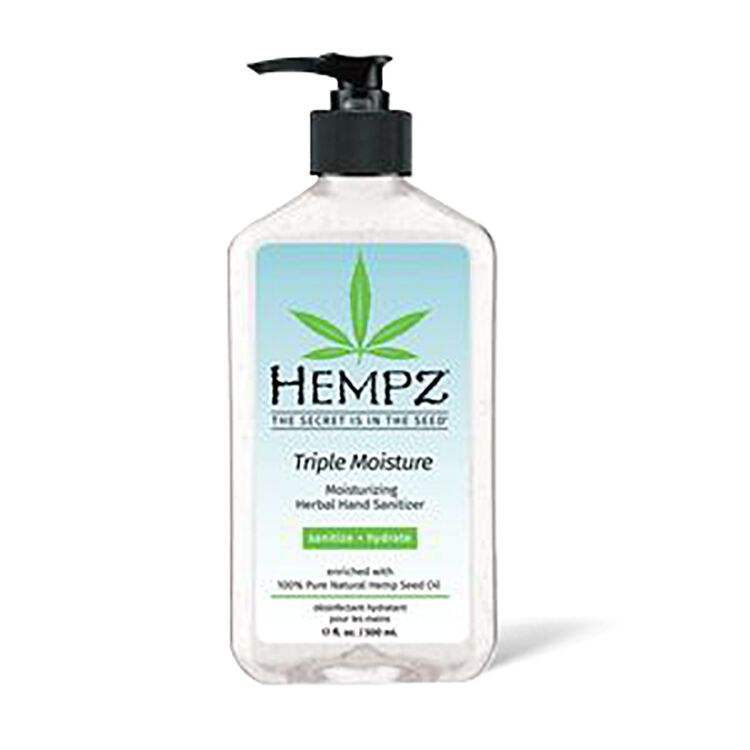 Triple Moisture Hand Sanitizer 17 oz.