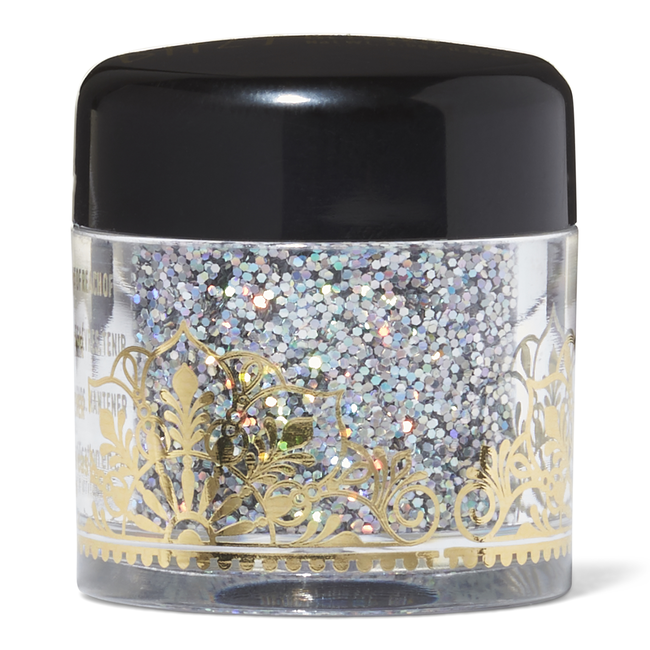 Flashing Lights Nail & Body Glitter