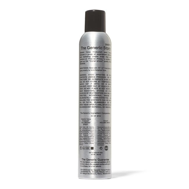 Volumizing Spray Compare to Kenra Volume Spray