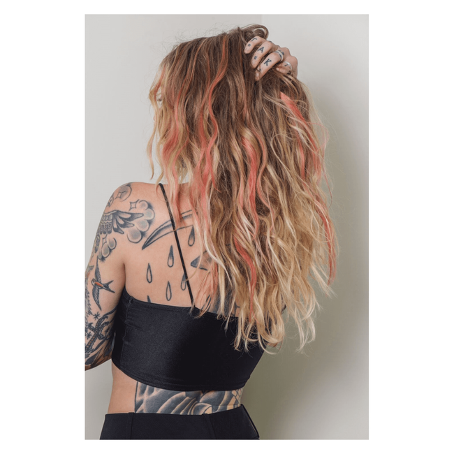 Text Ur Ex Hair Make-up Semi-Temporary Color Serum