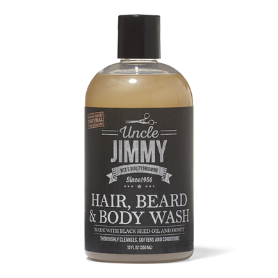 Hair, Beard & Body Wash