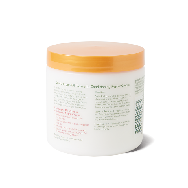 Argan Oil Leave In Conditioning Repair Cream