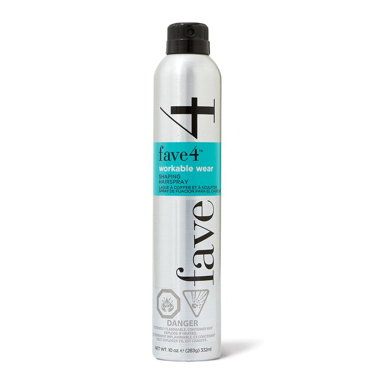 Workable Wear Shaping Hairspray 10oz
