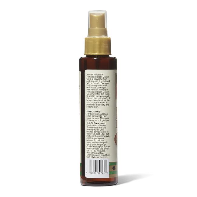 African Royale Jamaican Black Castor Oil