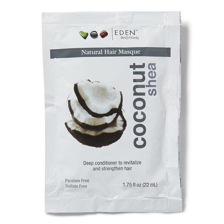 Coconut Shea Hair Masque Packette
