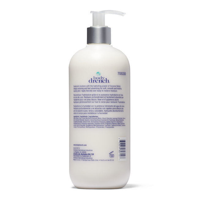 Coconut Water Replenishing Lotion