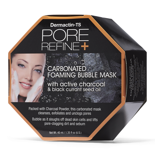 Pore Refine Carbonated Foaming Bubble Mask
