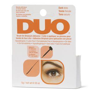 Duo Dark Brush On Eyelash Adhesive
