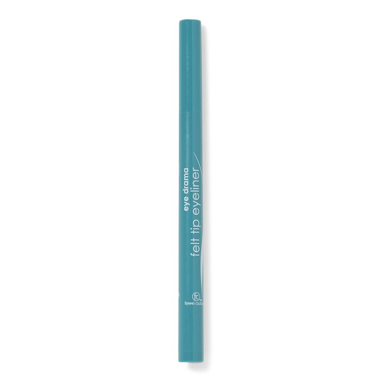Eye Drama Felt Tip EyeLiner Real Teal