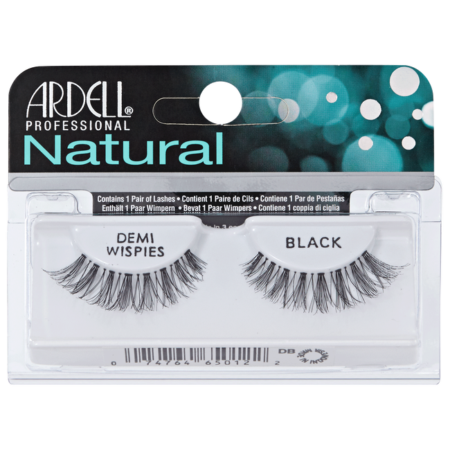 b023722602a Ardell Invisibands Black Demi Wispies