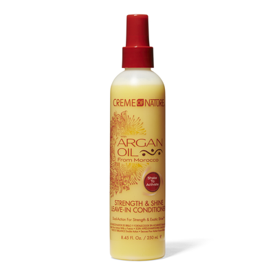 Argan Oil Leave In Conditioner