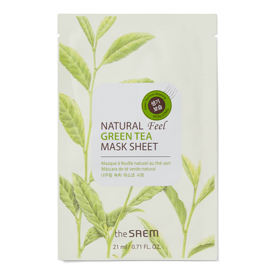 Natural Green Tea Sheet Mask