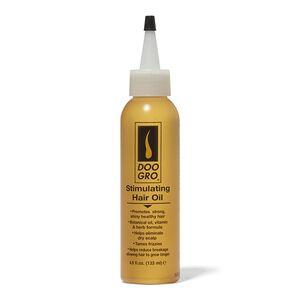 Stimulating Hair Oil