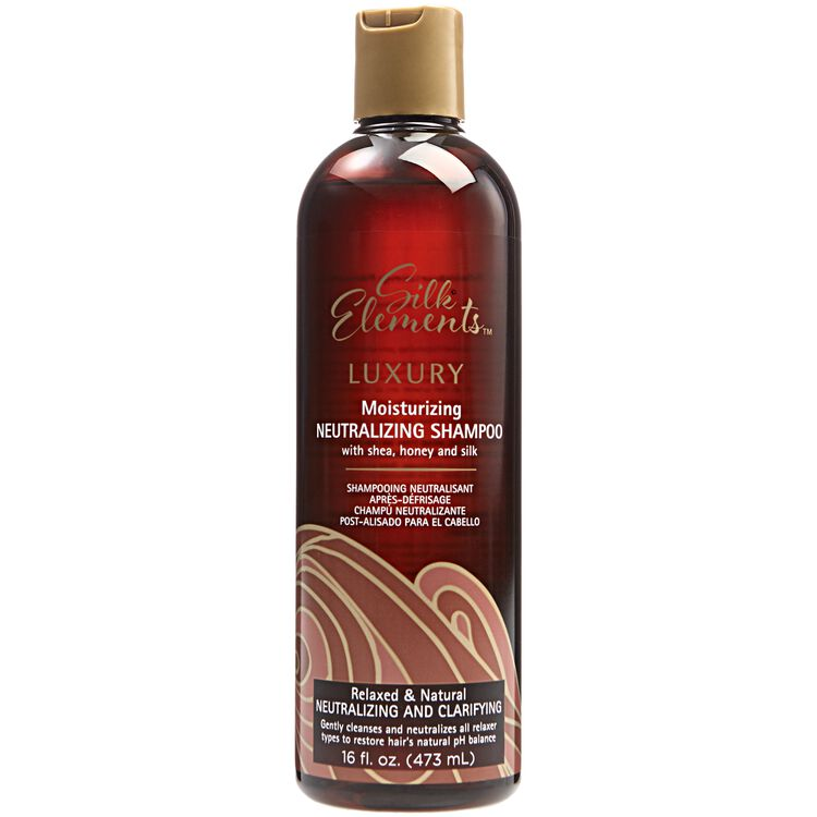 Luxury Moisturizing Neutralizing Shampoo