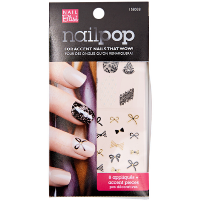 Nail Pop All Laced Up