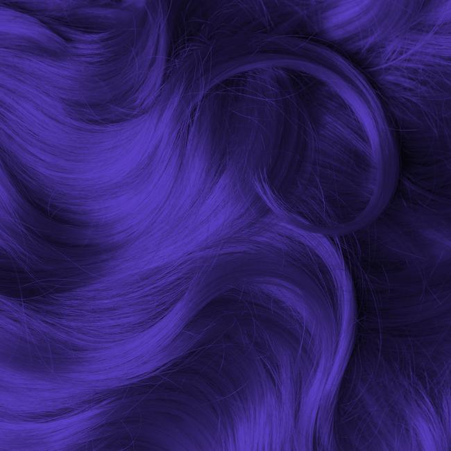 Ultra Violet Semi Permanent Cream Hair Color