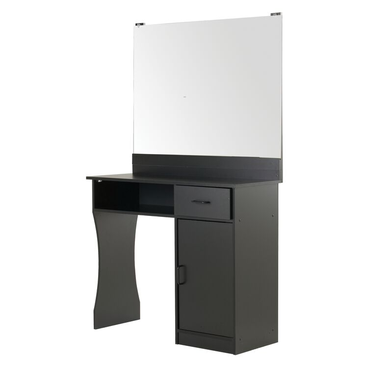 KD Single Styling Vanity