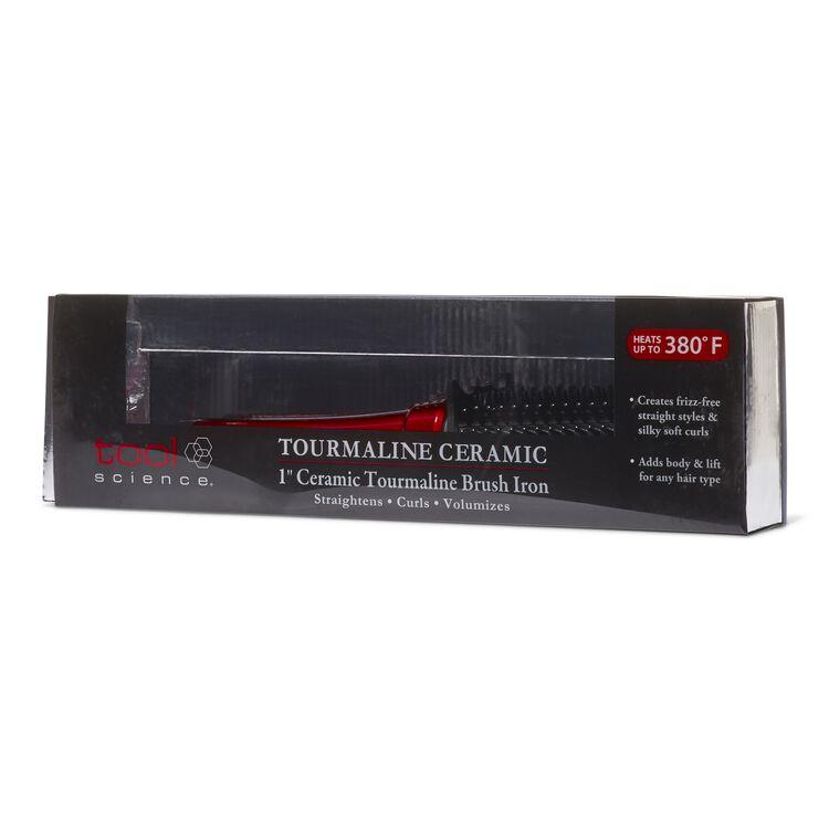 Tourmaline Ceramic Brush Iron