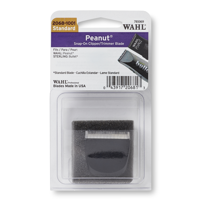 Peanut Black Blade Set
