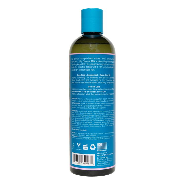 Superfoods Quench Shampoo